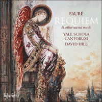 CDA68209 - Fauré: Requiem & other sacred music
