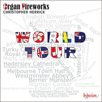 CDA68214 - Organ Fireworks World Tour