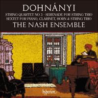 2bfbe08b814c7 CDA68215 - Dohnányi  String Quartet
