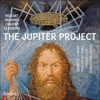 CDA68234 - Mozart: The Jupiter Project