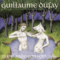 CDA68236 - Dufay: Lament for Constantinople & other songs