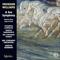 CDA68245 - Vaughan Williams: A Sea Symphony