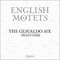 CDA68256 - English Motets