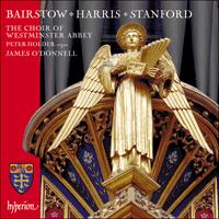 Bairstow, Harris & Stanford: Choral works - CDA68259