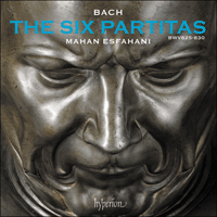 CDA68311/2 - Bach: The Six Partitas