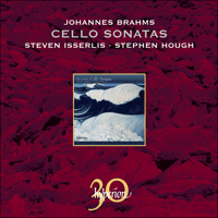 CDA30005 - Brahms: Cello Sonatas