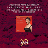 CDA30012 - Mozart: Exsultate jubilate! & other works