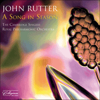 COLCD135 - Rutter: A Song in Season & other sacred music