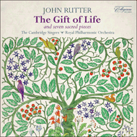 COLCD138 - Rutter: The Gift of Life & other sacred music