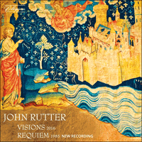 COLCD139 - Rutter: Visions & Requiem