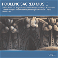 CSCD506 - Poulenc: Gloria & other sacred music