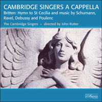 CSCD509 - Cambridge Singers A Cappella