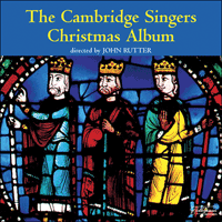 CSCD512 - The Cambridge Singers Christmas Album
