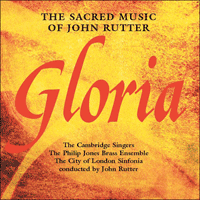 CSCD515 - Rutter: Gloria & other sacred music