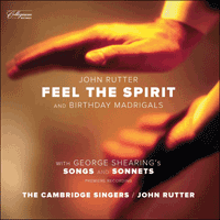 CSCD523 - Rutter: Feel the Spirit & Birthday Madrigals
