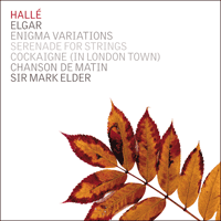 CDHLL7501 - Elgar: Enigma Variations & other works