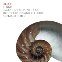 CDHLL7507 - Elgar: Symphony No 2 & Introduction and Allegro