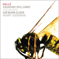 CDHLD7510 - Vaughan Williams: The Wasps