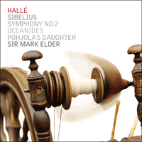 CDHLL7516 - Sibelius: Symphony No 2, The Oceanides & Pohjola's Daughter
