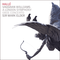 CDHLL7529 - Vaughan Williams: A London Symphony & Oboe Concerto