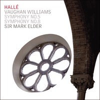 CDHLL7533 - Vaughan Williams: Symphonies Nos 5 & 8