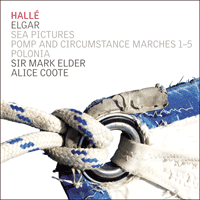 CDHLL7536 - Elgar: Sea Pictures, Pomp and Circumstance Marches & Polonia