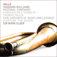 CDHLL7540 - Vaughan Williams: Pastoral Symphony & other works