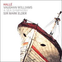 CDHLL7542 - Vaughan Williams: A Sea Symphony