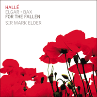 CDHLL7544 - Elgar & Bax: For the fallen