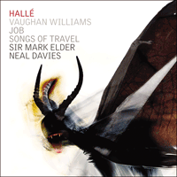 CDHLL7556 - Vaughan Williams: Job & Songs of travel