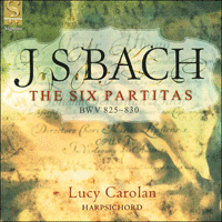SIGCD012 - Bach: The Six Partitas