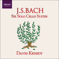 SIGCD091 - Bach: Cello Suites