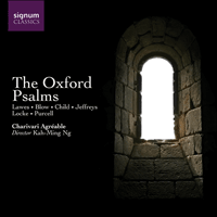 SIGCD093 - The Oxford Psalms