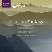 SIGCD095 - Joseph James: Wanderer Fantasies after Schubert & Schumann