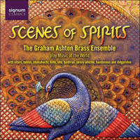SIGCD099 - Scenes of spirits