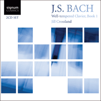 SIGCD113 - Bach: The Well-tempered Clavier Book 1