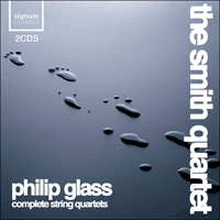 SIGCD117 - Glass: Complete String Quartets