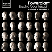 SIGCD143 - Kraftwerk & Reich: Electric Counterpoint & other works