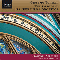 SIGCD157 - Torelli: The original Brandenburg Concertos