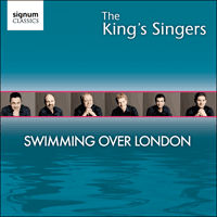 SIGCD192 - Swimming over London