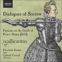 SIGCD210 - Dialogues of Sorrow