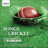 SIGCD217 - Songs of Cricket
