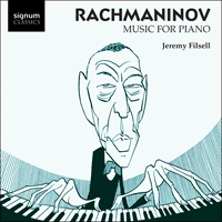 SIGCD230 - Rachmaninov: Piano Music