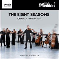 SIGCD231 - Vivaldi & Piazzolla: The Eight Seasons