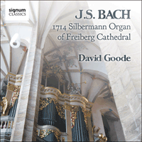SIGCD261 - Bach: Organ Music