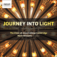 SIGCD269 - Journey into light