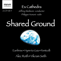 SIGCD270 - Roth: Shared Ground & other works