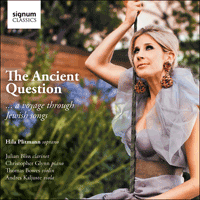 SIGCD276 - The Ancient Question