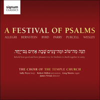 SIGCD279 - A Festival of Psalms