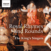 SIGCD307 - Royal Rhymes and Rounds